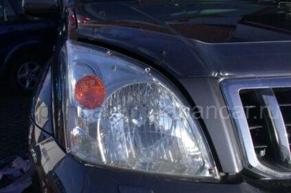 Защита на оптику на Toyota Land Cruiser Prado во Владивостоке