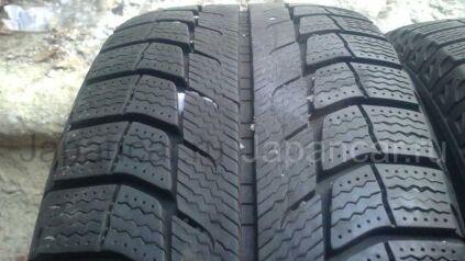 Зимние шины Michelin x-ice2 215/55 16 дюймов б/у в Челябинске