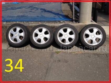 Всесезонные колеса Япония Dunlop graspic ds2 205/55 16 дюймов Work б/у в Краснодаре