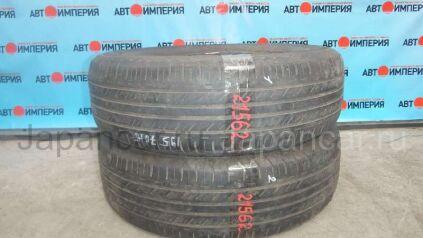 Летнии шины Bridgestone Sneaker snk2 195/70 15 дюймов б/у в Чите