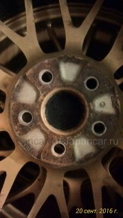 Зимние колеса Nexen Winguard sport 205/65 16 дюймов Bbs б/у в Бикине