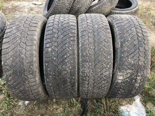 шины Continental 235/60R18 зимние