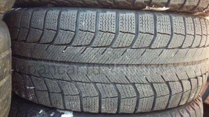 Зимние шины Michelin X-ice 225/45 17 дюймов б/у во Владивостоке
