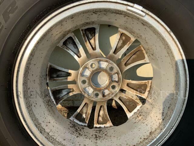 шины Bridgestone Dueler H/P 225/65R17102S летние на дисках Honda Honda R17