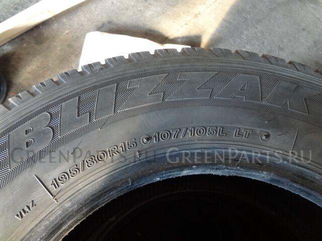 шины Bridgestone Blizzak VL1 0/70R15LT107105LLT всесезонные