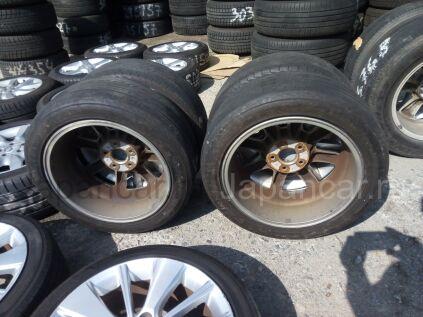 Диски 17 дюймов Nissan б/у в Челябинске