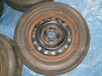 Летнии шины Bridgestone Ecopia 165/70 14 дюймов б/у в Барнауле