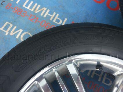 Летнии колеса Nankang As-1 215/60 17 дюймов Nissan б/у в Новосибирске