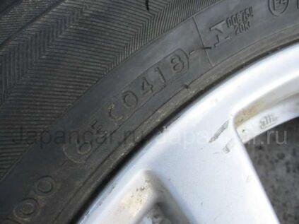 Летнии шины Yokohama 98v 225/55 18 дюймов б/у во Владивостоке