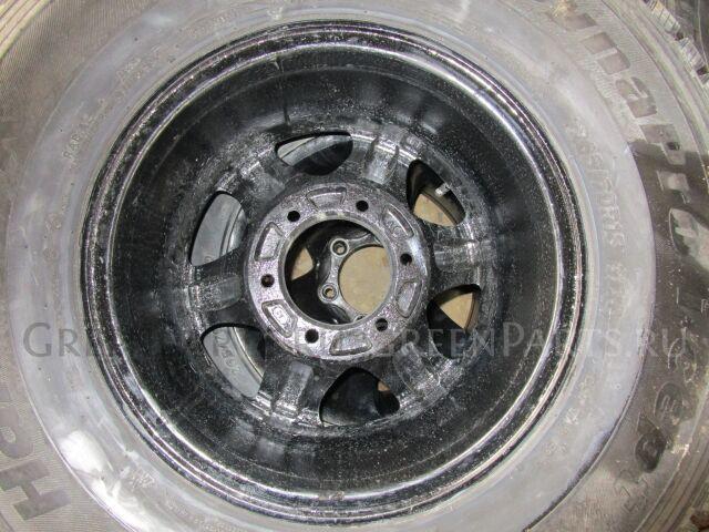 шины Корея Hankook DynaPro i*cept 265/70R15 зимние на дисках Япония NISSAN R15