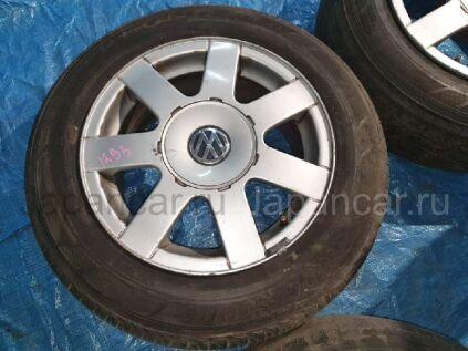 Летниe колеса Bridgestone Regno 195/65 15 дюймов Volkswagen б/у в Барнауле