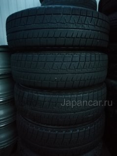 Зимние колеса Brigestone Blizzak 195/70 15 дюймов б/у в Хабаровске