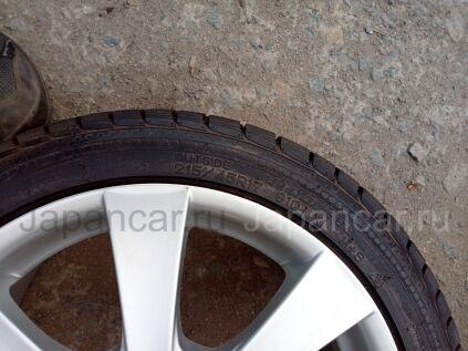 Зимние шины Nankang Corsafa 215/45 17 дюймов б/у в Челябинске