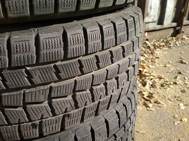 шины Dunlop Winter Maxx WM01 215/60R16 зимние