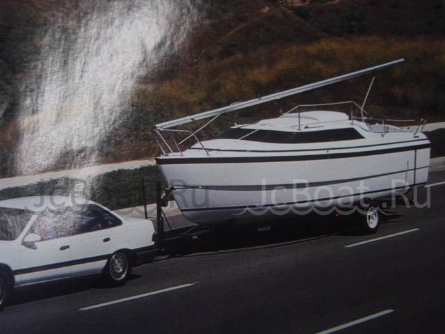 яхта моторная MERCURY AGREGOR 1998 г.