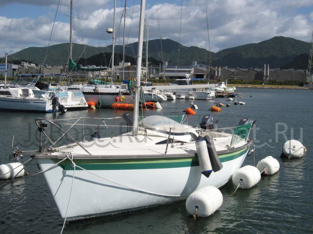 яхта моторная YAMAHA 21S 1996 г.