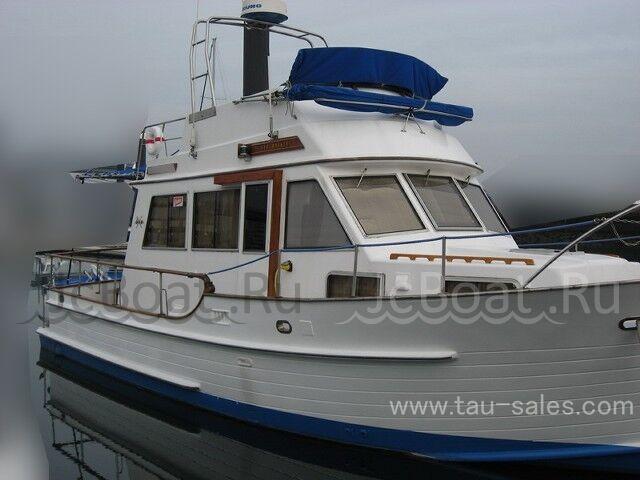 яхта моторная ISLAND GYPSY 32 1990 г.