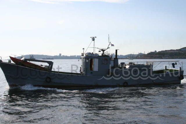 судно общего назначения KAWASAKI YANMAR 1988 г.