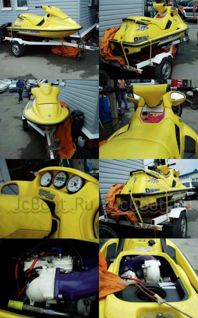 водный мотоцикл SEA-DOO BOMBADIER 1998 г.