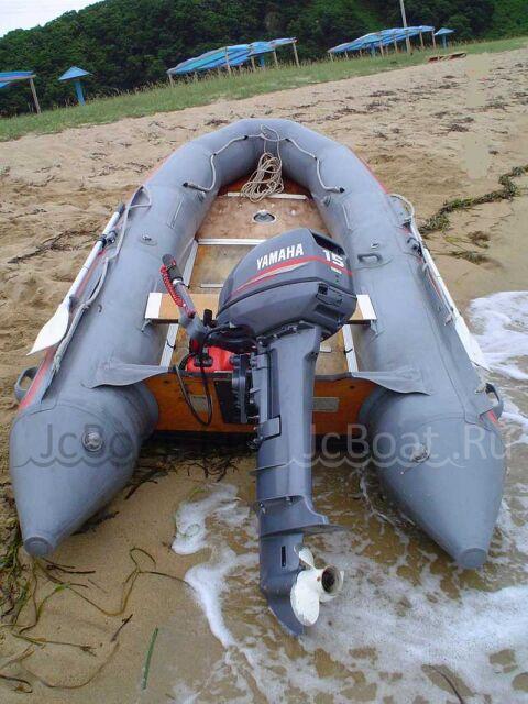 лодка пластиковая ACHILLES ЛОДКА С МОТОРОМ 1996 года