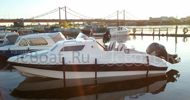 лодка  Неман 500 2015 года