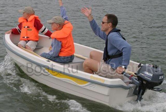 лодка пластиковая TERHI 2004 года