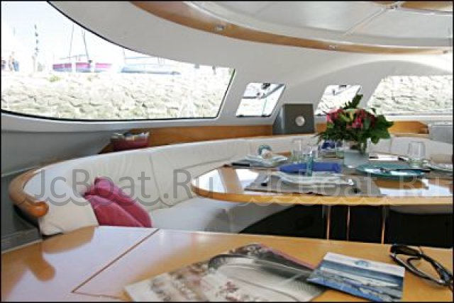 яхта парусная VOLVO PENTA FOUNTAINE PAJOT 2006 г.