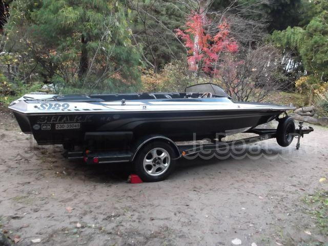 лодка пластиковая YAMAHA СHALLENGER 190 1998 г.