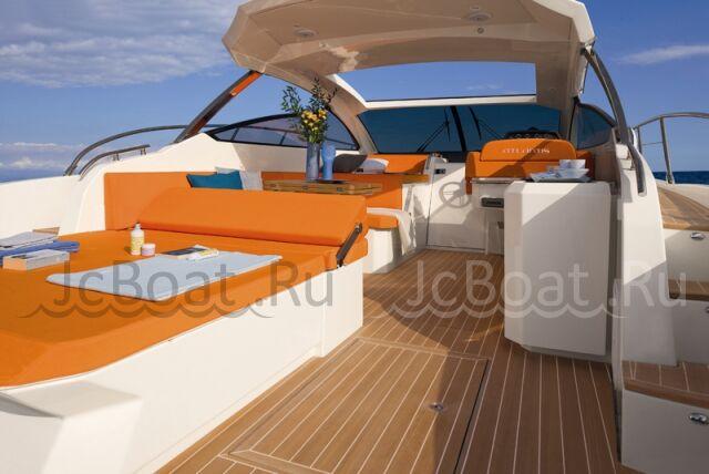 яхта моторная ATLANTIS 44 2011 года