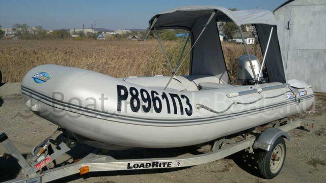 лодка пластиковая 2011 года