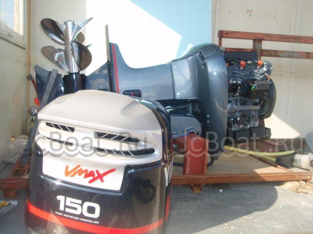 мотор подвесной YAMAHA V MAX 2012 года