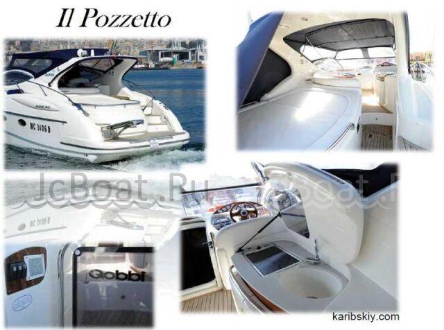 яхта моторная ACHILLES 425 2007 года