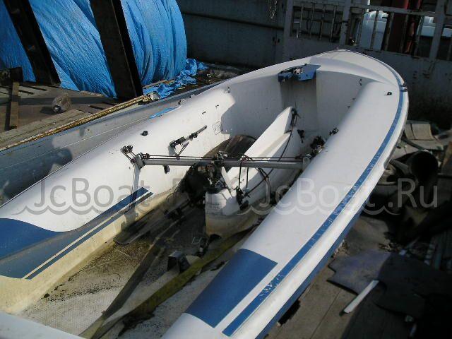 лодка пластиковая YAMAHA 4 2000 г.