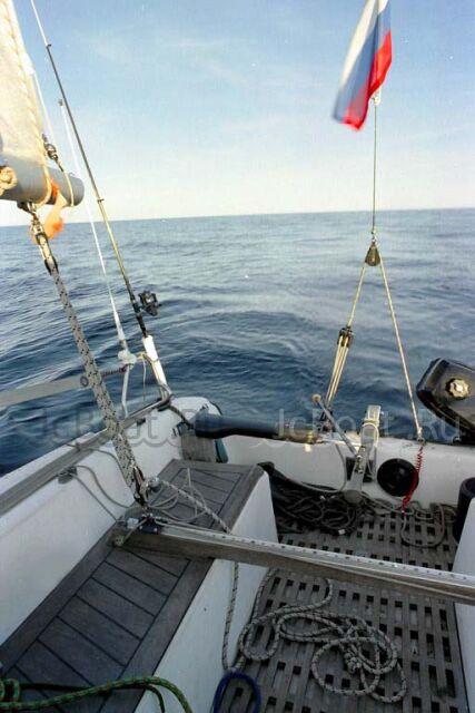 яхта парусная класс микро рикошет 1998 г.