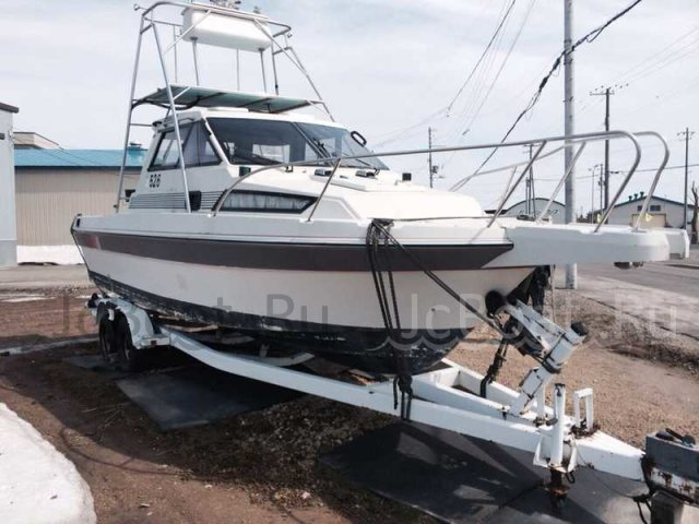 лодка пластиковая YAMAHA YAMAHA FR25 1990 г.