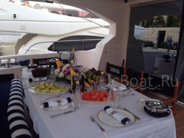 яхта моторная MAJESTY 77 2012 г.