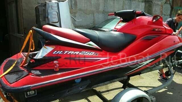 водный мотоцикл KAWASAKI ULTRA250X 2007 г.