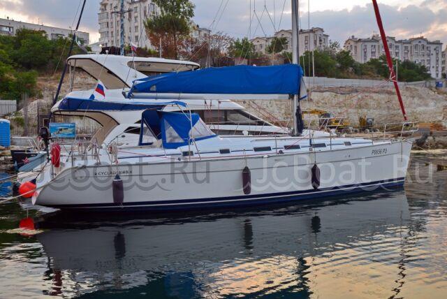 яхта парусная BENETEAU CYCLADES 43,4  2008 г.