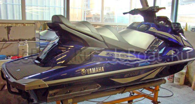 водный мотоцикл YAMAHA FX CRUISER SVHO 2014 года