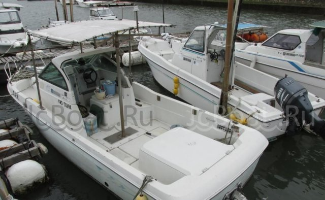 катер YANMAR EF23Z 1997 г.