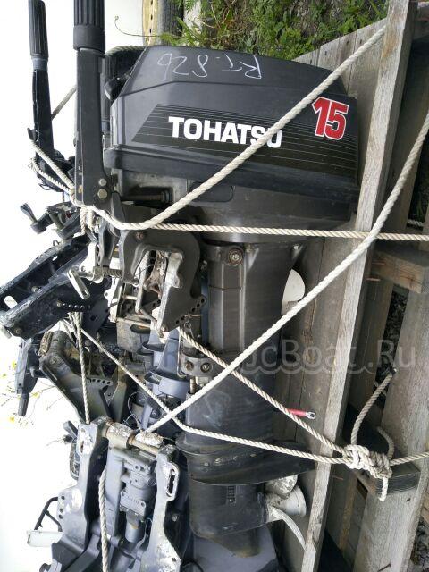 мотор подвесной TOHATSU MD15 2004 года