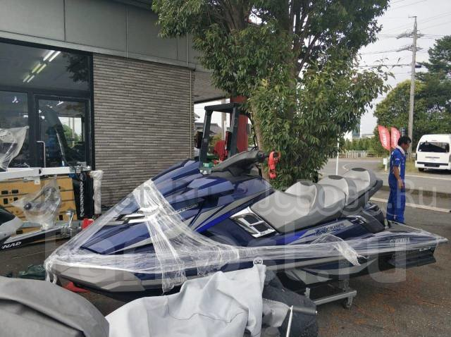 водный мотоцикл YAMAHA FX CRUISER SVHO 2016 года