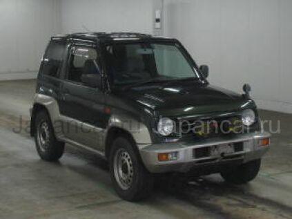 Mitsubishi Pajero Junior 1996 года во Владивостоке