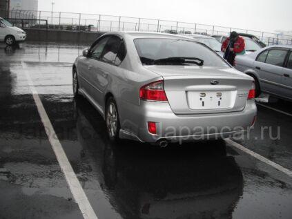 Subaru Legacy B4 2007 года во Владивостоке
