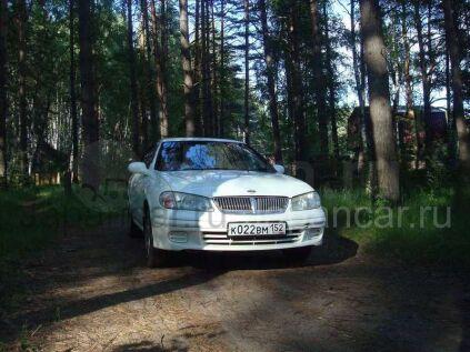 Nissan Bluebird Sylphy 2001 года в Нижнем Новгороде