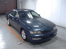 NISSAN LAUREL 2002