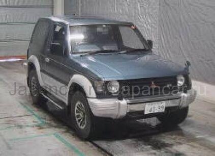 Mitsubishi Pajero 1992 года во Владивостоке