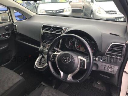 Toyota Ractis 2016 года во Владивостоке