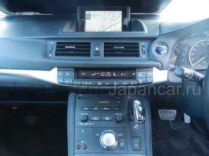 Lexus CT200 2013 года в Японии, TOYAMA