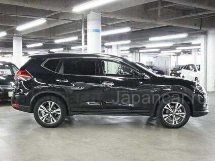 Nissan X-Trail 2018 года в Японии, TOYAMA